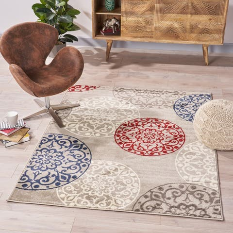 Bartlett Casual Indoor Rug by Christopher Knight Home