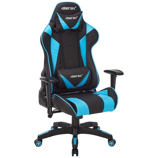 Pleasing Shop Merax Gaming Chair High Back Computer Chair Ergonomic Bralicious Painted Fabric Chair Ideas Braliciousco
