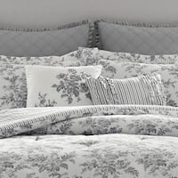 Laura Ashley Annalise Floral Duvet Cover Set
