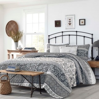 Link to Stone Cottage Abbey Quilt Sham Set Similar Items in Quilts & Coverlets
