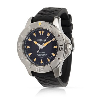 Pre-Owned Chopard L.U.C. Pro One 16/8912/1 Men's Watch in Stainless Steel