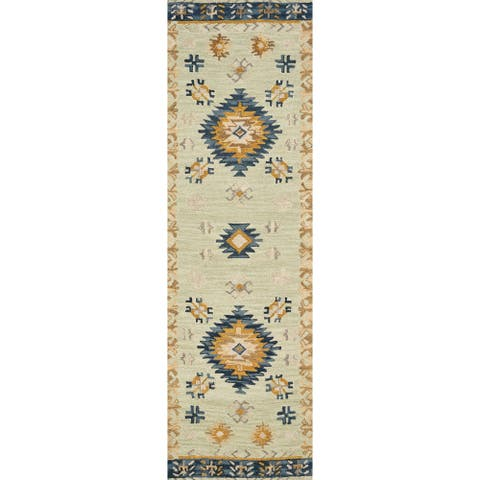 The Curated Nomad Lisbon Sedona Runner Rug
