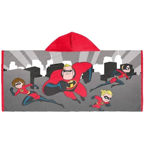 Disney/Pixar The Incredibles Hooded Towel