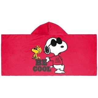 Peanuts Hooded Towel