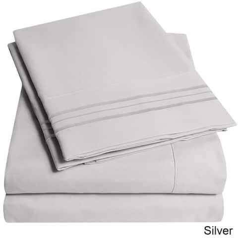 RV Queen 4-Piece Sheet Set