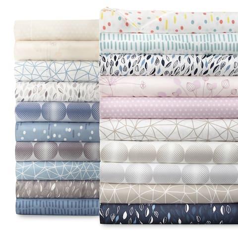 Vilano Choice Ultra-Soft Premium 4-piece Printed Bed Sheet Sets