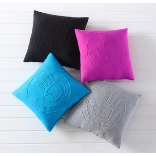 Body Glove The Look Embossed 18x18 Pillow