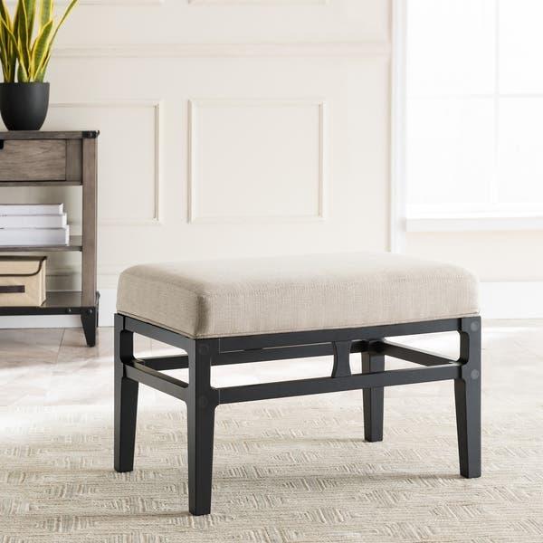 Astonishing Shop Carson Carrington Salem Upholstered Foot Stool On Pdpeps Interior Chair Design Pdpepsorg
