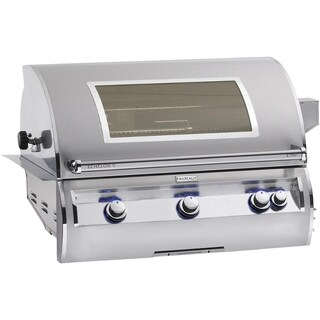 Echelon Built-In Natural Gas Grill with Magic Window and Infrared Burner