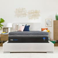 Sealy Hybrid Premium Silver Chill 14-inch Plush Full-size Cooling Mattress