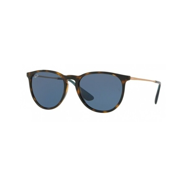 51bd13e9d1c14 Shop Ray-Ban Erika RB4171 Tortoise Frame Blue Classic 54mm Lens Sunglasses  - Free Shipping Today - Overstock - 22828562