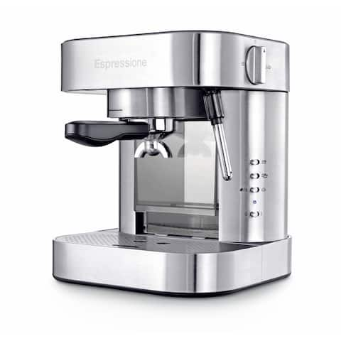 Automatic Pump Espresso Machine with Thermo Block System