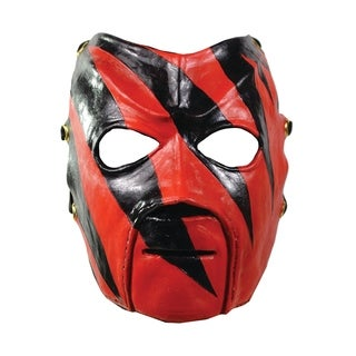 Trick Or Treat Studios WWE: Kane Halloween Costume Mask