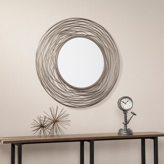Harper Blvd Kevali Oversized Decorative Wall Mirror - Antique Bronze