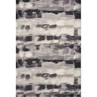 KAS Illusions Grey Palette Rug - 9'10 x 13'2