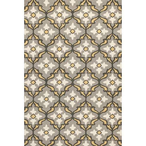 KAS Harbor Mosaic Rug