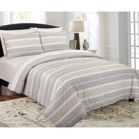 Modernist Modern Stripe Duvet Set