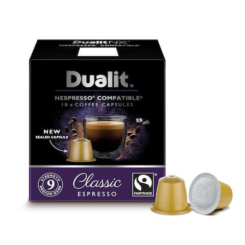 NX Classic Espresso 60 pack (6 boxes of 10 capsules)