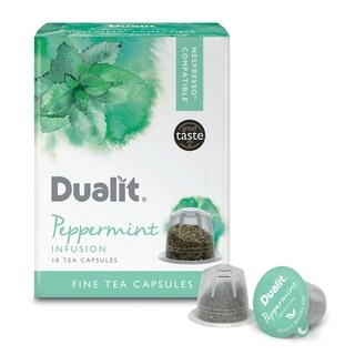 Fine Tea Peppermint 60 pack (6 boxes of 10 capsules) - N/A