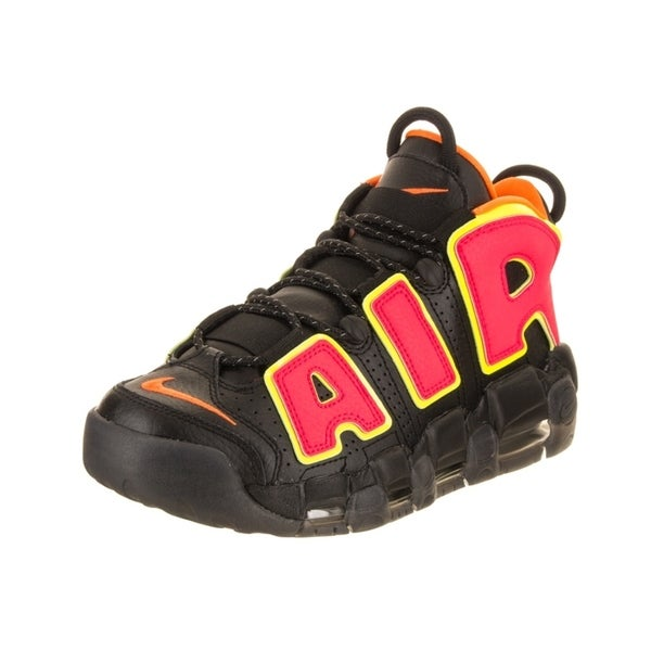 Shop Nike Women s Air More Uptempo Basketball Shoe - Free Shipping ... a1eec127f