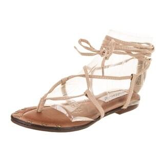 Madden Girl Women's Wrap Up Sandal