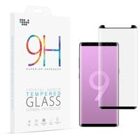 Samsung Galaxy Note 9 3D Curved Edgeless Tempered Glass Protector