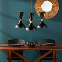 Harper Blvd Ozna 3-Light Pendant Lamp