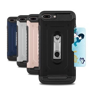 Iphone 8 / 7 Plus The Mechanic Hybrid Case With Card Slot