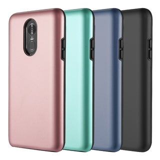 LG Stylo 4 The Patrol Dual Hybrid Protection Case