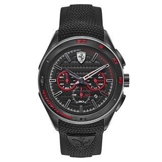 Ferrari Gran Premio Black and Red Men's Watch