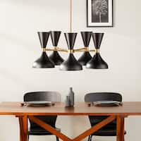 Harper Blvd Ozna 5-Light Pendant Lamp