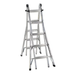 COSCO 22ft Max Reach All In One Articulating Ladder