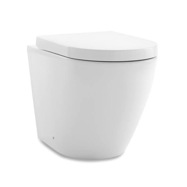 Phenomenal Shop St Tropez Back To Wall Concealed Tank Toilet Bowl Creativecarmelina Interior Chair Design Creativecarmelinacom