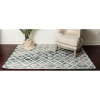 Moroccan Hand-Tufted Area Rug