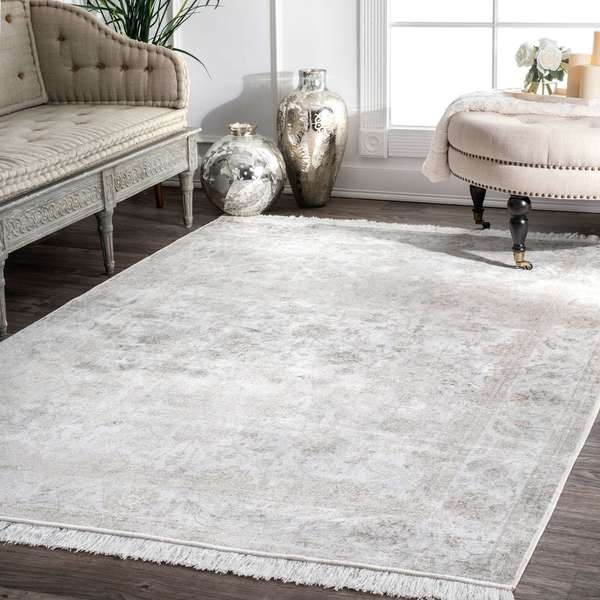 Vintage Looking Area Rugs: Shop Gracewood Hollow Mokeddem Vintage-style Floral