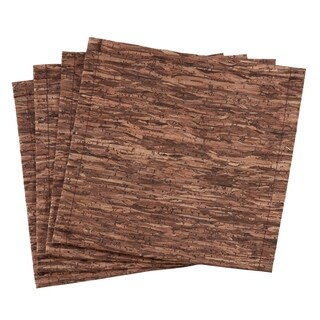 Poly And Cork Blend Coasters (Set of 4)