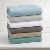 Acacia Collection 100% Cotton Ultra Absorbent Popcorn Bath Towels