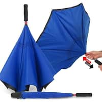 RainWorthy 46 Inch Inverted Umbrella