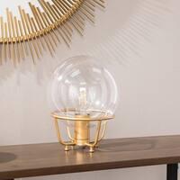 Harper Blvd Brettan Hand-Blown Glass Table Lamp