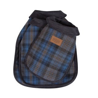 Pendleton Pet Crescent Lake Plaid Dog Coat