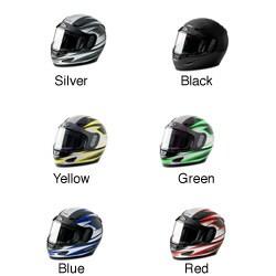 Lightweight Raider Dual-lens Shield DOT-approved Snowmobile Helmet - Thumbnail 0