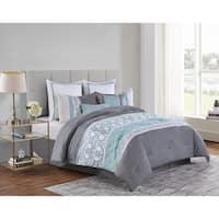 VCNY Home Adler Embroidered Comforter Set