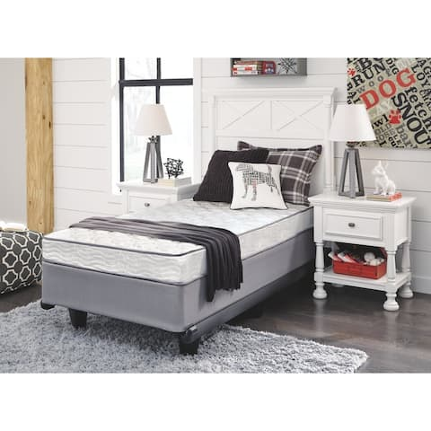 Signature Design by Ashley 6 Inch Bonell Twin Mattress