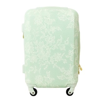 Macbeth Collection Lace 29-inch Hardside Spinner Suitcase
