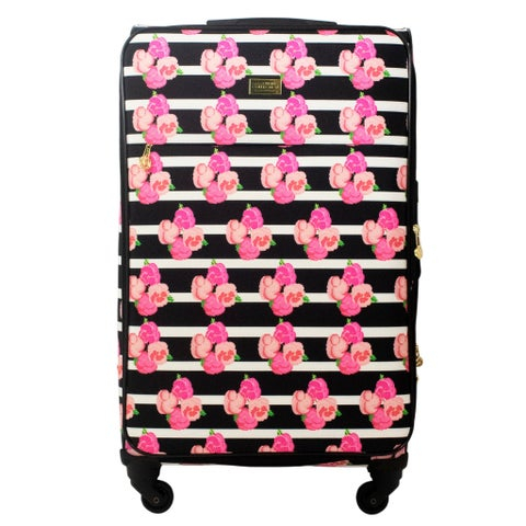 Macbeth Collection Petunia Magenta 29-inch Spinner Suitcase