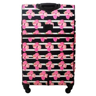 Macbeth Collection Petunia Magenta 29-inch Spinner Suitcase