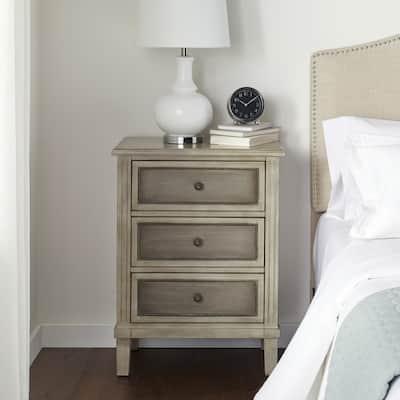 Buy Grey Nightstands & Bedside Tables Online at Overstock ...