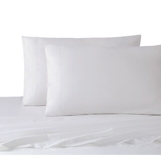 Veratex Egyptian Cotton 200 Thread Count Sateen Solid Sheet Set