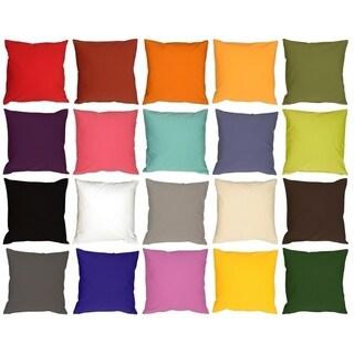 Pillow Décor - Caravan Cotton 23x23 Throw Pillow