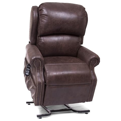 Rutgers Power Recliner with Lift Option